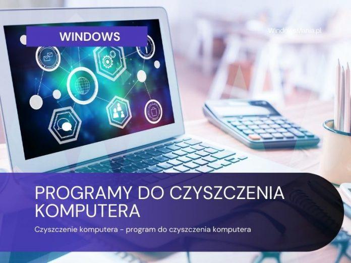 számítógép tisztító számítógép tisztító program