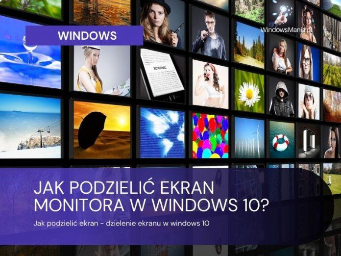 cum să împărțiți ecranul împărțiți ecranul în Windows 10