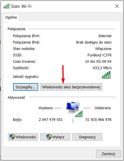 So überprüfen Sie das WLAN-Passwort auf einem Computer und Laptop