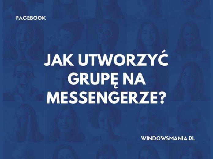 как да създам група в messenger -
