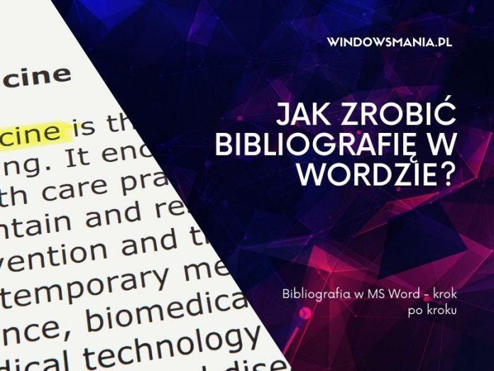 cómo hacer bibliografías en word bibliografía en ms word paso a paso